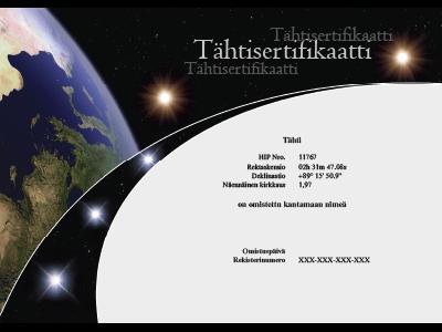 Certificate FI
